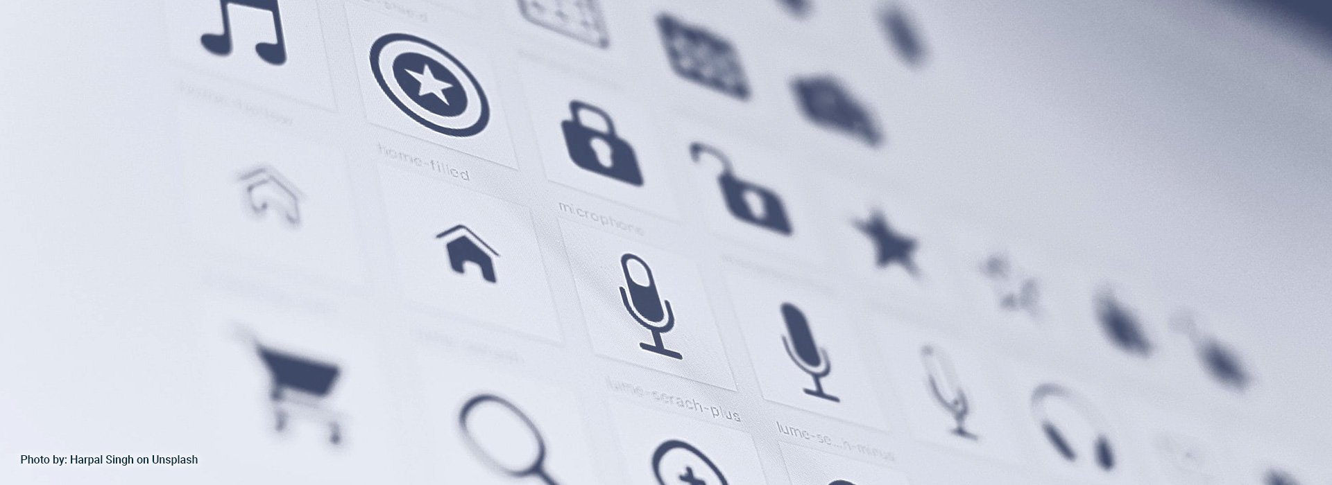 Iconen op maat custom business icons